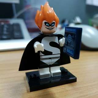 Syndrome Lego Mini figure