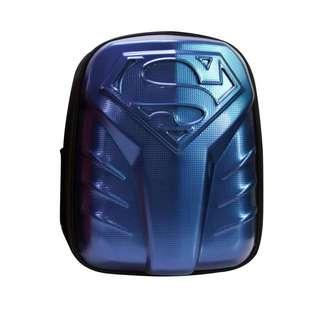 (NEW) SIMPLE DIMPLE SUPERMAN HARDCASE DIAPER BAG (SIZE:XL)