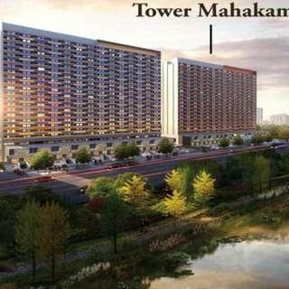Hanya 1,2 Juta Dapet Apartment Riverview
