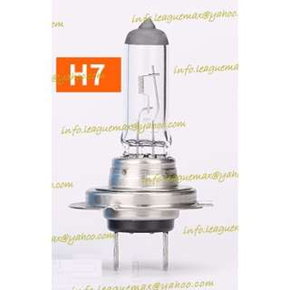 << 2 pcs >> Headlight Lamp H7 12V / 55W Warm 汽車 頭 燈膽 泡 黃光 3200K Ford Transit