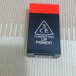 3CE (3 Concept Eyes) LIP PIGMENT