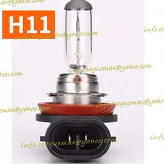 << 2 pcs >> Headlight Lamp H11 12V / 55W Warm 汽車 頭 燈膽 泡 黃光 3200K Ford Transit