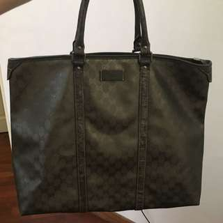 Authentic GUCCI Imprime Tote Bag