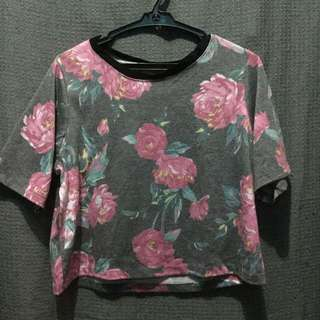 REPRICED Printed Blouse