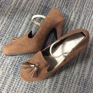 Heels Icon Ninety9 Size 36 (brown)