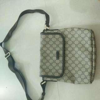gucci sling bag real