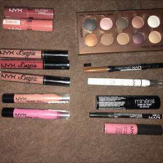 NYX Make Up 13 Items