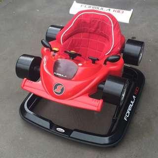 Formula 1 Baby Walker