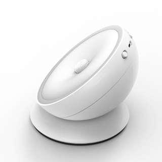360度充電知能感應燈