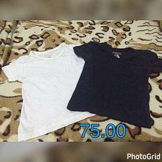 Plain Tshirt with Pocket