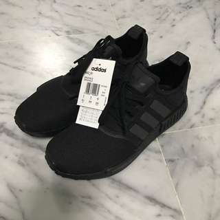 Adidas Nmd R1 Monochrome - Triple Black
