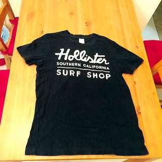 Hollister男版棉質上衣