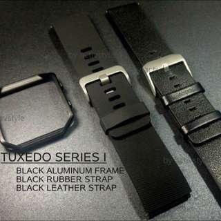 Fitbit Blaze Tuxedo Series