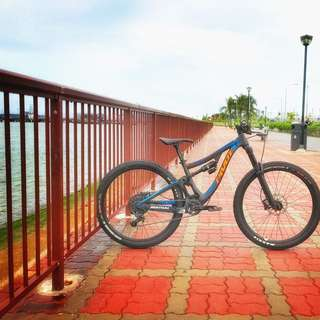 Pivot Mach 6 Carbon XS Full Bike