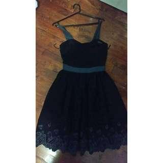 KITTEN Diamond Dress