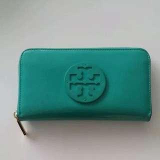 Genuine Tory Burch Zip Wallet