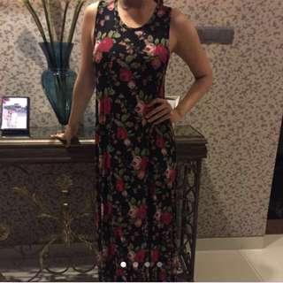 Dress Floral (REPOST)