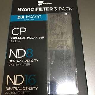 Polarpro For DJI Mavic Pro 3-Pack (Polar Pro)