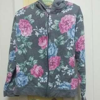 Floral Cotton Jacket