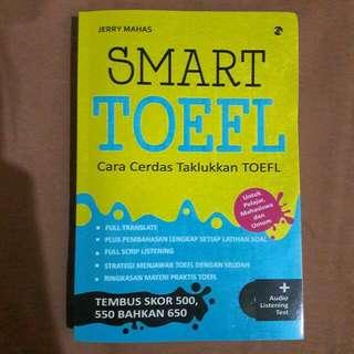 Buku SMART TOEFL Cara Cerdas Taklukkan TOEFL