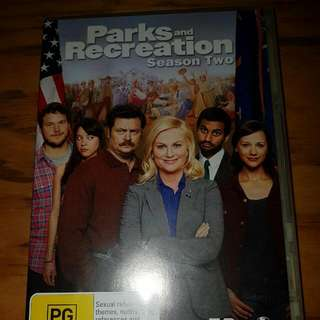 Parks & Recreation Season 2