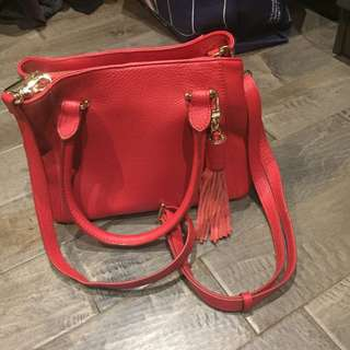 Danier Genuine Leather Crossbody Bag