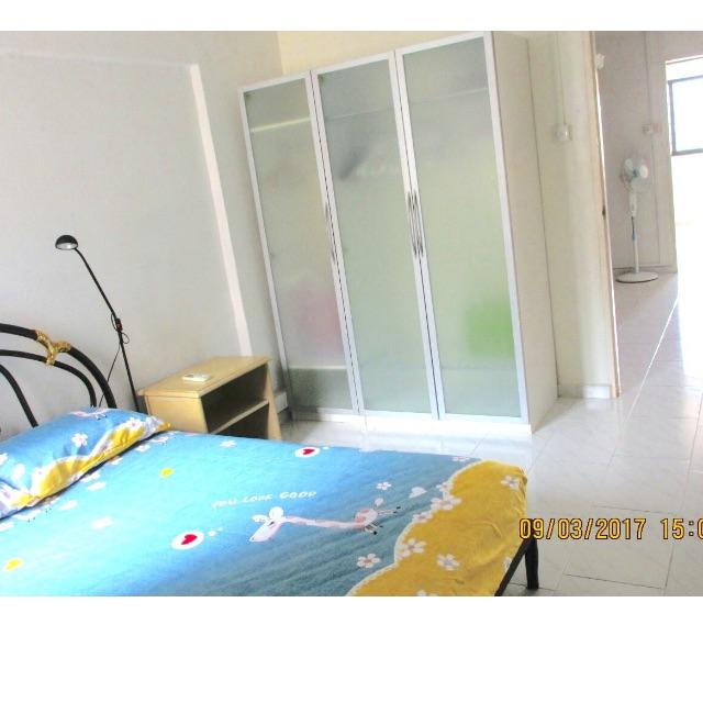 2+1 Blk155 AMK room for rent! Yio Chu Kang /AMK MRT