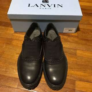 Lanvin Leather Shoes