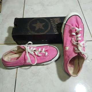 Sneakers Converse Pink