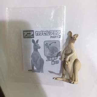 扭蛋 袋鼠