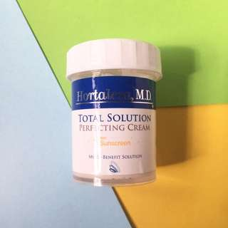 Hortaleza Total Solution Perfecting Cream with Sunscreen