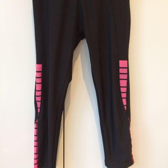 3/4 Workout Leggings
