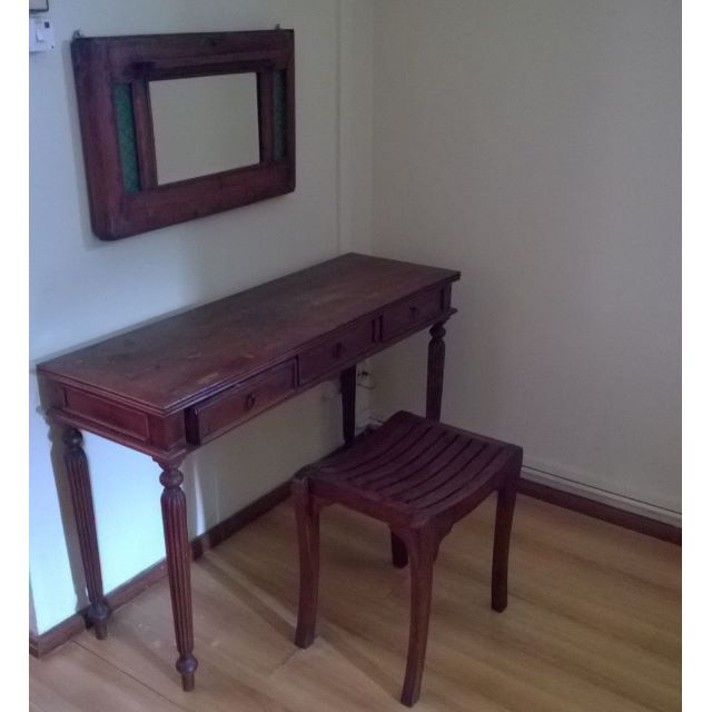 Old Style Dresser Dressing Table
