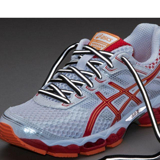 3M Size Reflective Flat Shoelaces