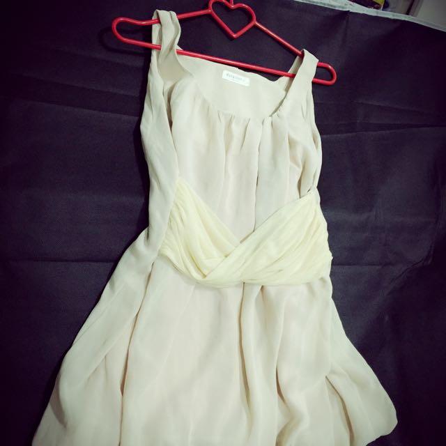 雪紡小洋裝