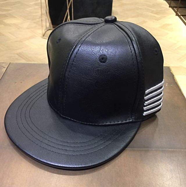 全新 合成皮GD款棒球帽