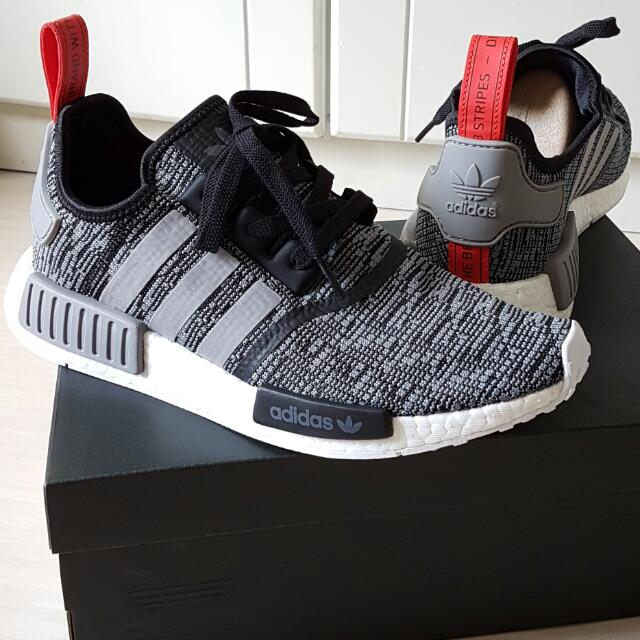 Adidas NMD R1 Brand New In Box With Receipt Size US 12 (44)