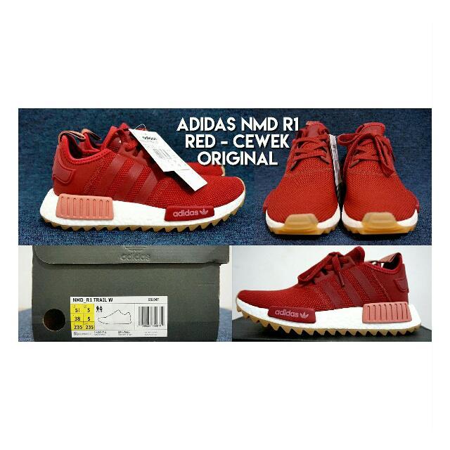 """Adidas NMD R1 """"Trial"""" Women"""