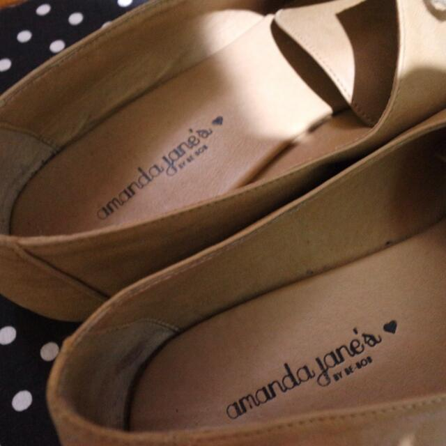 AMANDA JEAN'S BY BEE BOO SHOES