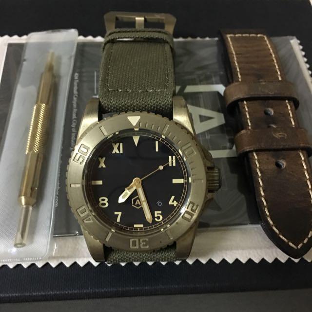 ANCON銅錶