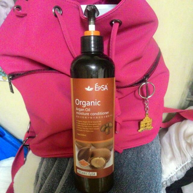 Argan Organic Conditioner