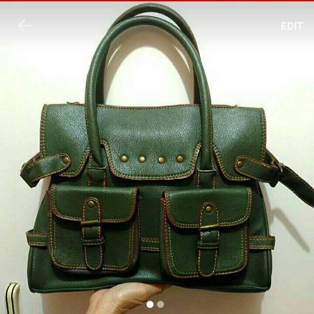 Army Hand Bag