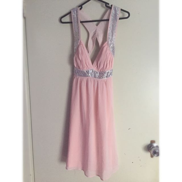 New Baby pink dress