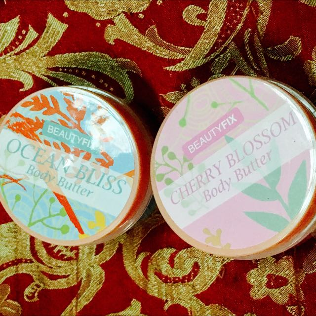 Body Cream Butter