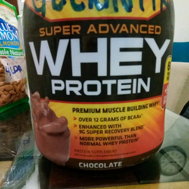 Body Fortress Whey Protein 2lbs