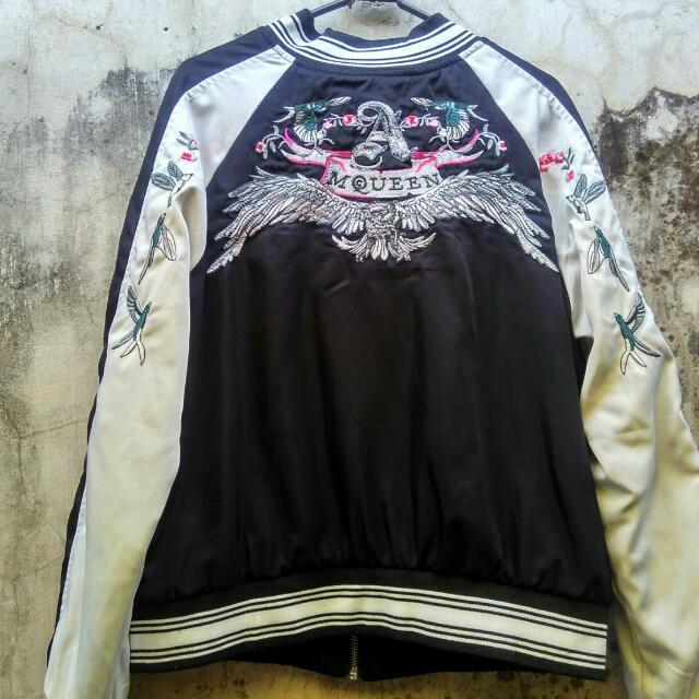 bomber jacket impor