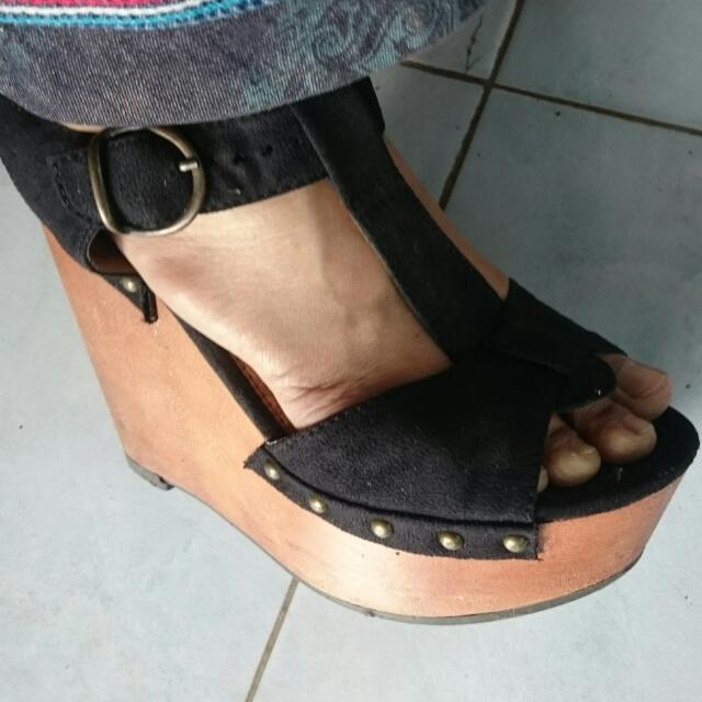 Brash By Payless Wedges