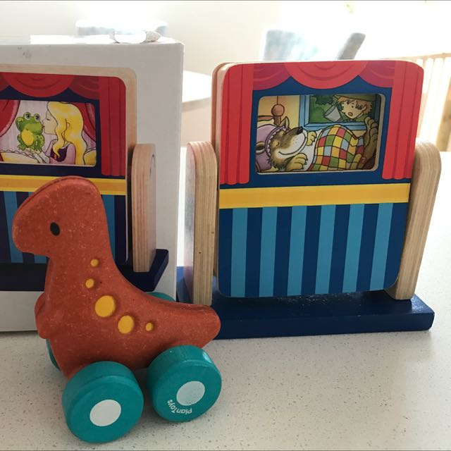 Bundle sell wooden toys