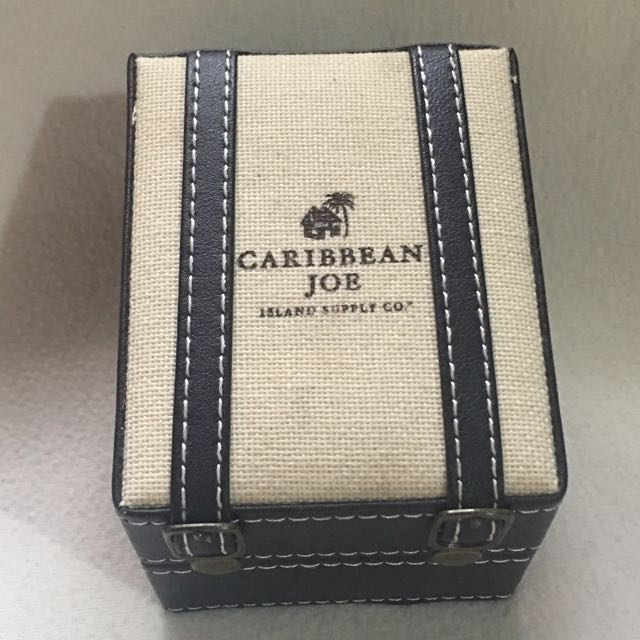 Caribbean Joe Watch