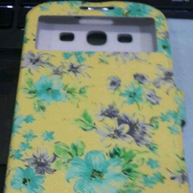 Casing Samsung S3 (Masih Baru) , casing yg dapat mempercantik penampilan S3 tanpa harus mengganti Gadget Baru